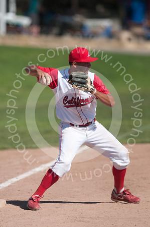 Kevin Castillo, California A's third baseman