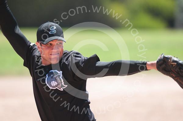 Sebastian Gervasutti, Bakersfield Silverhawks