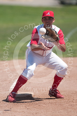 Kevin Castillo, California A's
