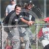 Bakersfield Silverhawks Sebastian Gervasutti and Dan Harbison (r)