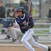Billy Frank of Maccabi swinging it Saturday at Sante Fe Springs.
