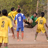 motion blur and Yellow Card