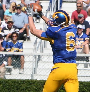 University of Delaware Football #6 - Reception - Tubby Raymond Field - Newark, Delaware