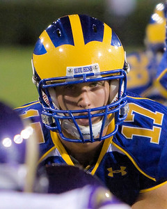 University of Delaware Quarterback #17 Pat Devlin - Newark, Delaware