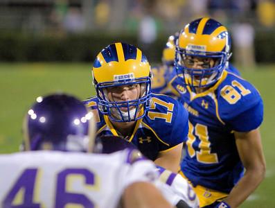 University of Delaware Quarterback #17 Pat Devlin - Newark, Delaware