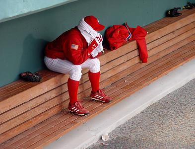 Philadelphia Phillies Pitcher Billy Wagner - Citizen's Bank Park - Philadelphia, Pennsylvania