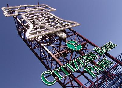 Liberty Bell at Citizen's Bank Park - Philadelphia, Pennsylvania