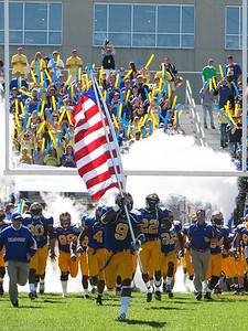 University of Delaware Football Team - Tubby Raymond Field, Newark, Delaware
