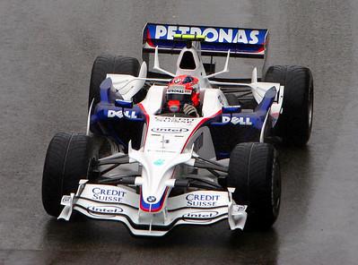 Robert Kubica - F1 Monaco Grand Prix