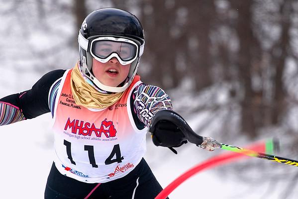 Prep Skiing