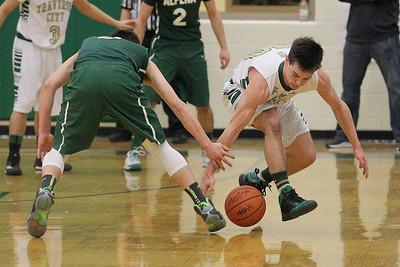 Feb. 3, 2015: Boys Basketball — TC West vs. Alpena