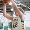 2-20-15<br /> Eastern vs Northwestern basketball<br /> Eastern's Jacob Kinder goes to the basket.<br /> Kelly Lafferty Gerber | Kokomo Tribune