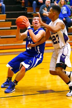 Northwestern HS  basketball against Tipton HS on Friday  Feb. 6, 2015.Tim Bath | Kokomo Tribune