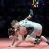 2-21-15<br /> Western's Corey Hinkle is runner up in IHSAA state wrestling.<br /> Kelly Lafferty Gerber | Kokomo Tribune