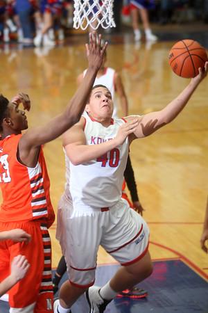 2-27-15<br /> Kokomo vs Northrop basketball<br /> Kokomo's Marcelle Kenner shoots.<br /> Kelly Lafferty Gerber   Kokomo Tribune