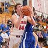 2-24-15<br /> Tipton vs Cass basketball<br /> Cass' Ryan Bixler shoots.<br /> Kelly Lafferty Gerber | Kokomo Tribune