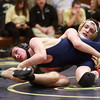 2-1-14<br /> Sectional Wrestling<br /> Eastern's Corbin Hetzner in the 126<br /> KT photo | Kelly Lafferty