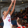 1-31-14<br /> Kokomo vs. Anderson bball<br /> Kokomo's Demarius Warren goes for the basket.<br /> KT photo | Kelly Lafferty