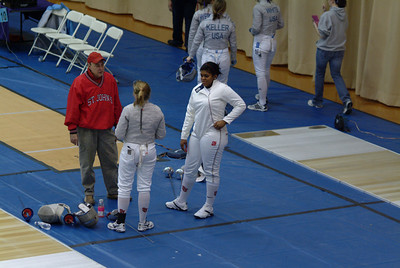Fencing, St John's Fencing, College Fencing