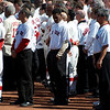 Fenway Park 100th Anniversary : 200 former Sox players come back to the park they once called home to celebrate it's 100th birthday.