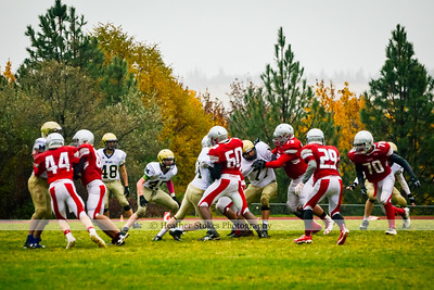 October 20, 2016 Ferris vs Mead home game - 8