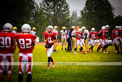 October 20, 2016 Ferris vs Mead home game - 1