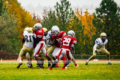 October 20, 2016 Ferris vs Mead home game - 9