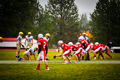 October 20, 2016 Ferris vs Mead home game - 2