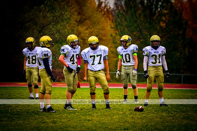 October 20, 2016 Ferris vs Mead home game - 6