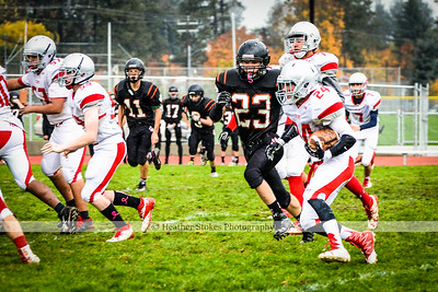 © Heather Stokes Photography - Ferris vs LC at Hart Field - October 27, 2016 - 5