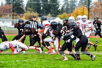 © Heather Stokes Photography - Ferris vs LC at Hart Field - October 27, 2016 - 8