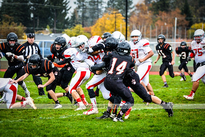 © Heather Stokes Photography - Ferris vs LC at Hart Field - October 27, 2016 - 7
