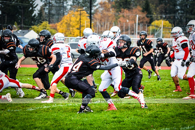 © Heather Stokes Photography - Ferris vs LC at Hart Field - October 27, 2016 - 6
