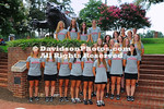 17 August 2011:  The Davidson College field hockey team's posed for team shots at Belk Arena in Davidson, North Carolina.