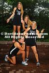 NCAA FIELD HOCKEY:  AUG 12 Davidson Team and Head Shots