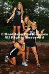 NCAA FIELD HOCKEY:  AUG 12 Davidson Team and Head Shots