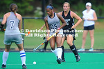 NCAA FIELD HOCKEY:  AUG 30 Georgetown at Davidson