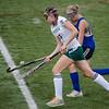 Hannah Gaffney plays in a Nashoba girls field hockey pre-season game in August. SENTINEL & ENTERPRISE / Ashley Green