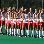 NCAA FIELD HOCKEY: AUG 20 Davidson at Appalachian State
