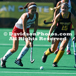 NCAA FIELD HOCKEY: AUG 20 Davidson at Appalachian State