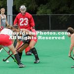 NCAA FIELD HOCKEY:  SEP 10 Longwood at Davidson