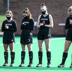 NCAA FIELD HOCKEY:  MAR 20 Richmond at Davidson