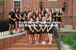 17 August 2010:  Women's Field Hockey pose for head shots and team pictures at Davidson College in Davidson, North Carolina.