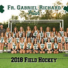 2018 FGR Field Hockey Team 8x10