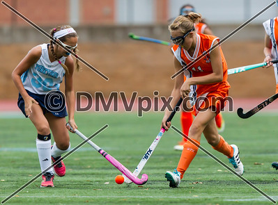 Hayfield @ Yorktown Freshman (07 Oct 2013)