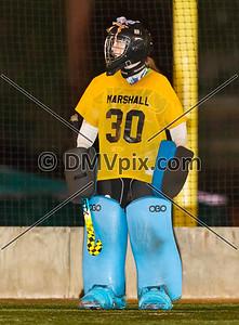 Marshall @ Langley Varsity Field Hockey (01 Oct 2014)