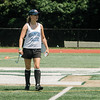 Event organizer Nicholina Allain during the 4th annual Play Day for Michelle Farnsworth field hockey tournament  held at Nashoba Regional High School on Friday, July 21, 2017. 15-year-old Farnsworth was a Nashoba sophomore when she lost her battle with rhabdomyosarcoma on January 13, 2015. SENTINEL & ENTERPRISE / Ashley Green