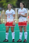 DAVIDSON, NC - Davidson falls to North Carolina 9-0 in women's field hockey.