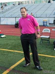 Marshall @ Langley JV Field Hockey (01 Oct 2014)