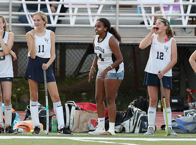 Yorktown @ W-L Freshman Field Hockey (10 Oct 2017)